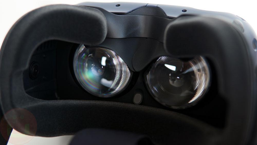 HTC Vive Pro Inside look