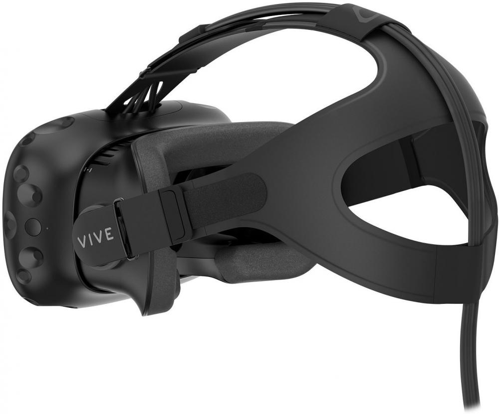 HTC Vive headset design