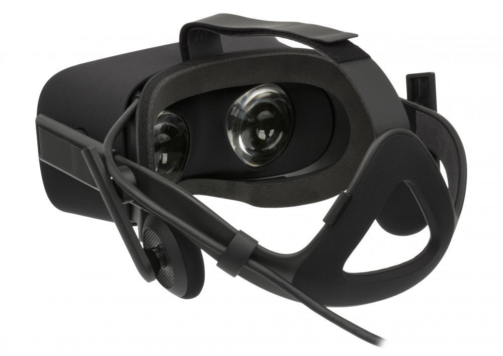 Oculus Rift Inner Look