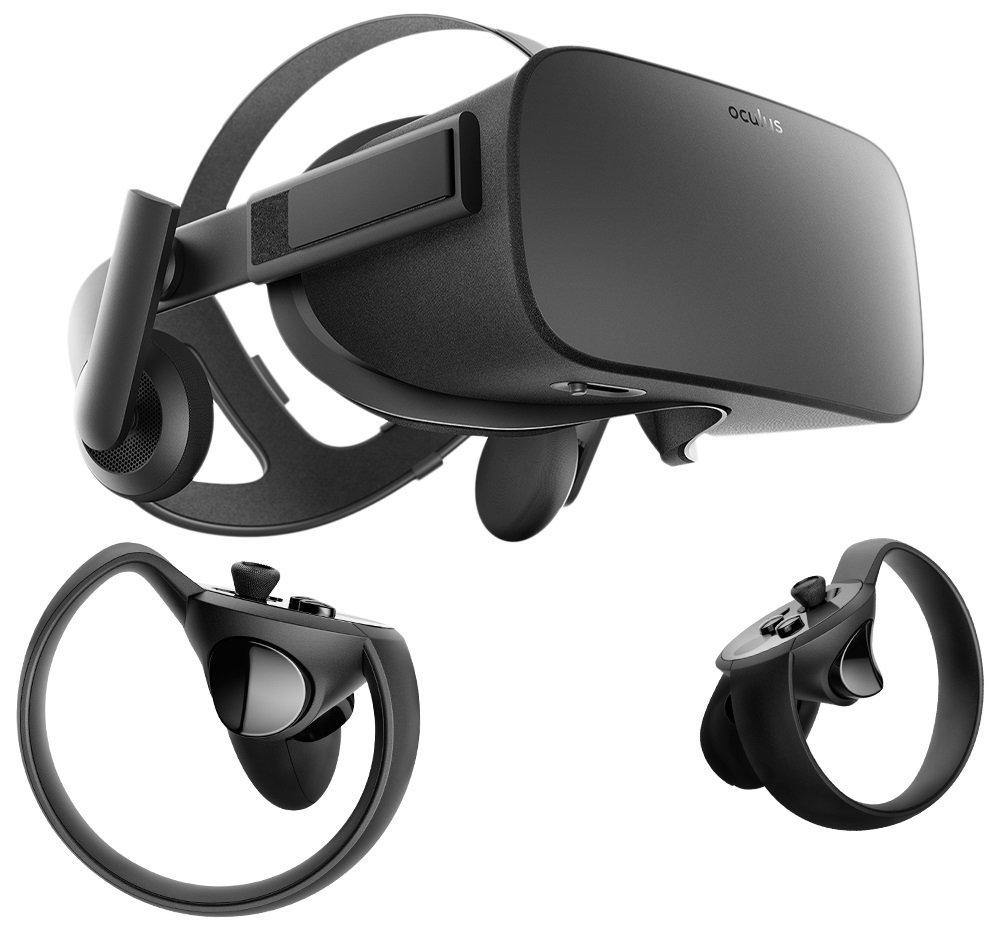 Oculus Rift Headset Review