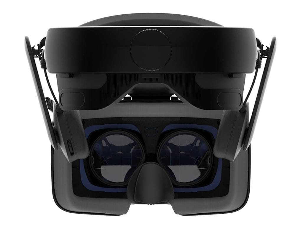 Acer Windows Mixed Reality Headset Inner Look