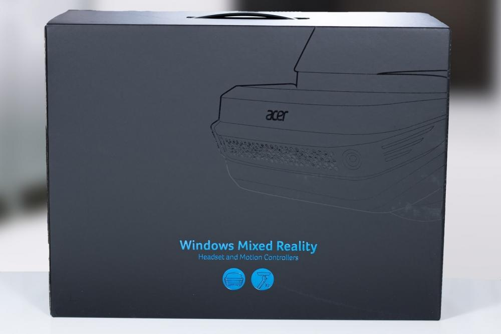 Acer Windows Mixed Reality Headset Unboxing