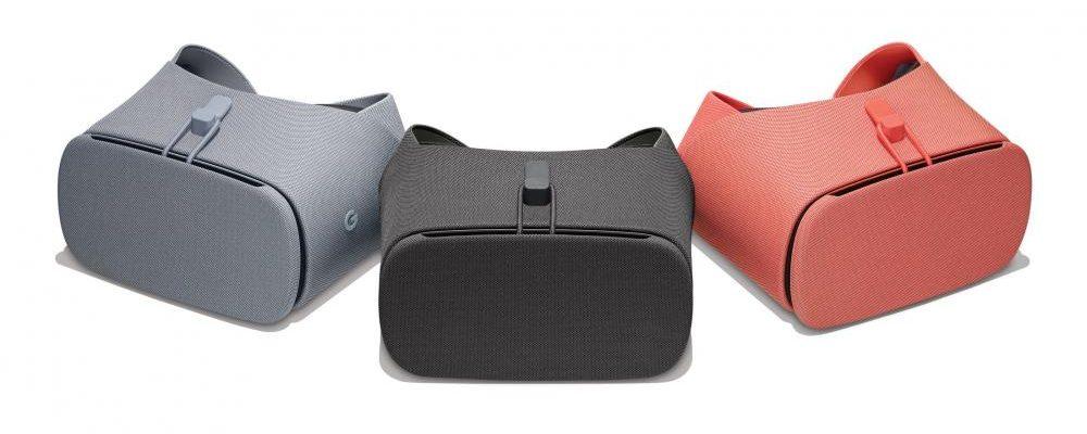 Google Daydream Live Headset Design