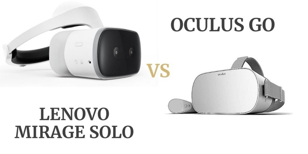 Lenovo Mirage Solo vs HTC Go