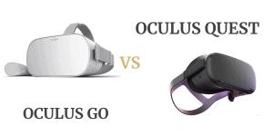 Oculus Go vs Oculus Quest