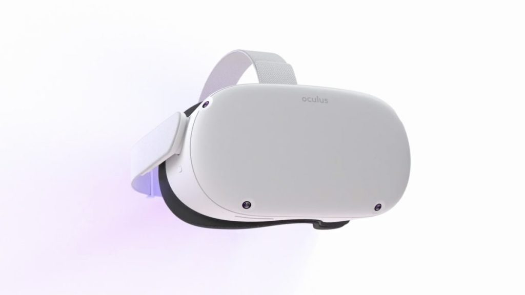 Oculus Quest 2 Headset
