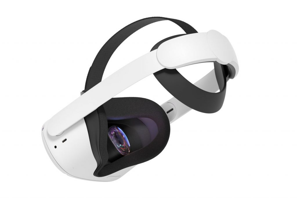 Oculus Quest 2 Inner look